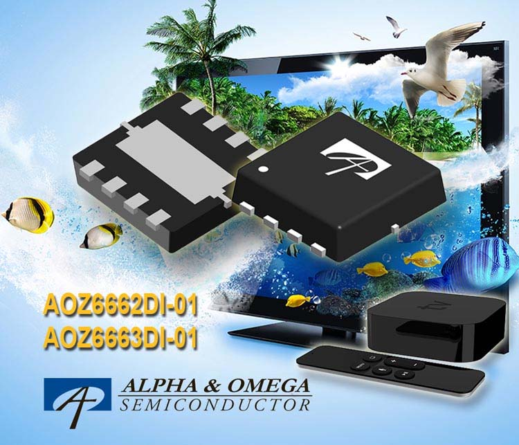 Alpha Omega Semiconductor Continues Expand its