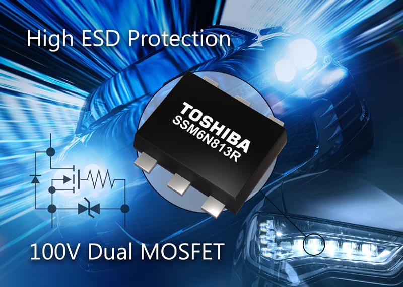 Toshiba - SSM6N813