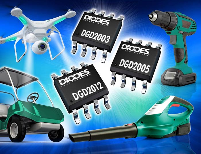New Series High-Side Low-Side Gate Drivers