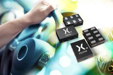 Nexperia announces industry's smallest logic parts approved for automotive
