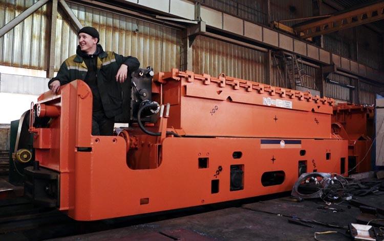Новосибирские инженеры испытали первый в России энергоэффективный магнитоэлектрический тяговый двигатель