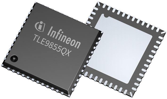 Infineon TLE985x new Embedded Power series