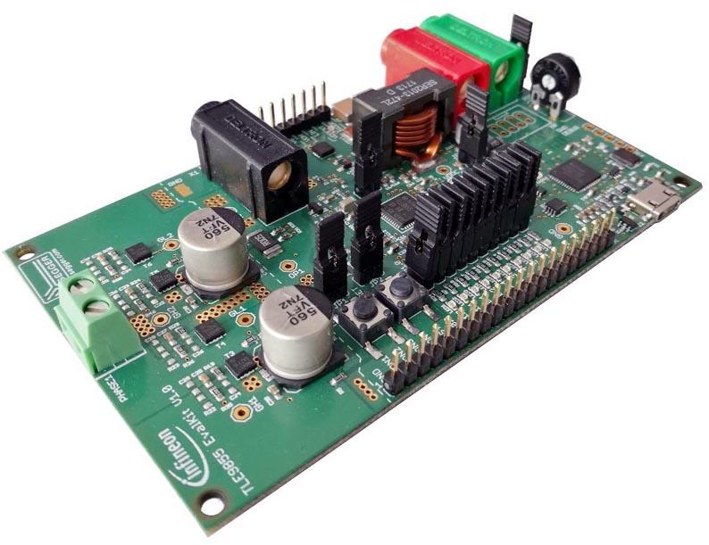 TLE9855QX Evaluation Kit