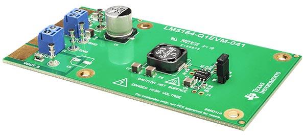 LM5164-Q1EVM - оценочная плата синхронного понижающего преобразователя
