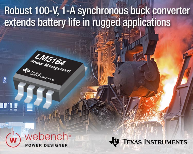 Texas Instruments - LM5164, LM5164-Q1