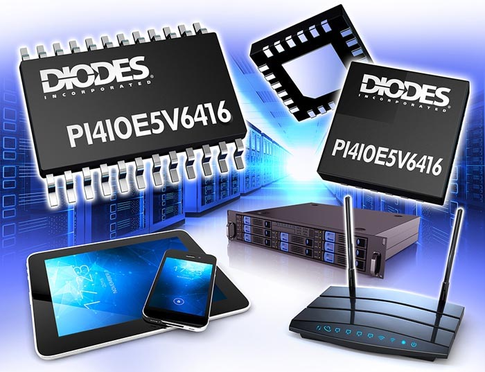 GPIO Port Expander Diodes Incorporated Provides