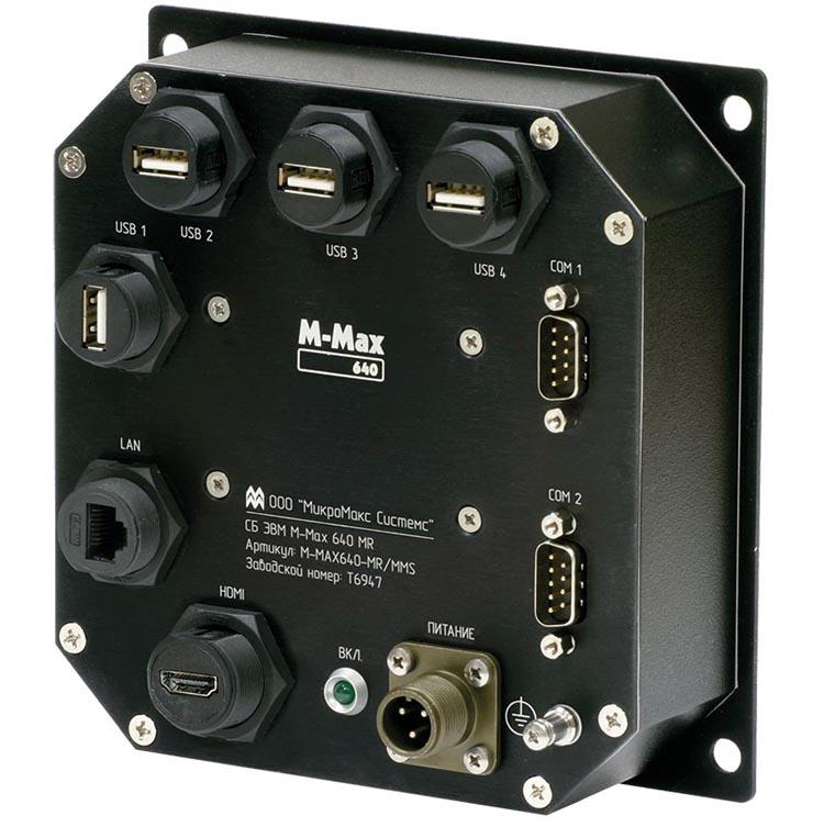 MicroMax разработала серию защищенных промышленных компьютеров