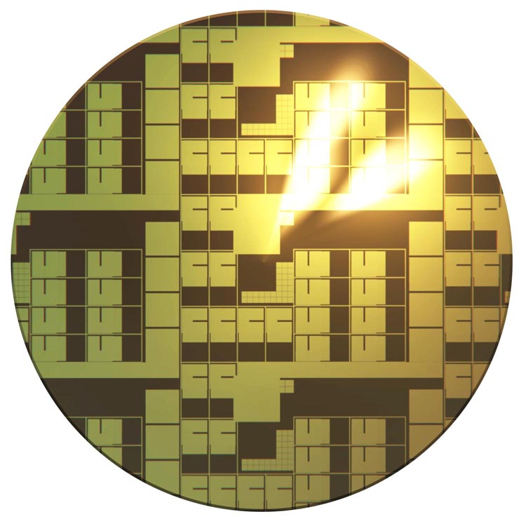 Микрон выпустил первый отечественный UHF чип