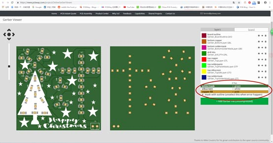 Using PCBWay Free Gerber Viewer Visualize