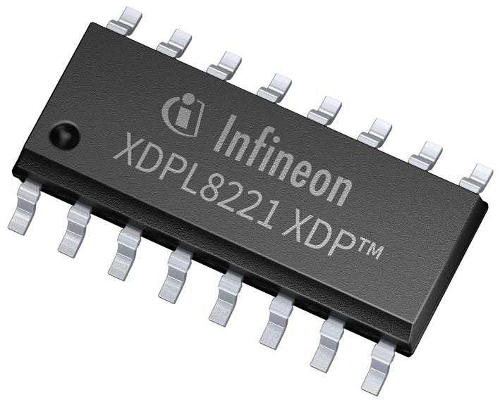 XDPL8221 device advanced smart connected LED