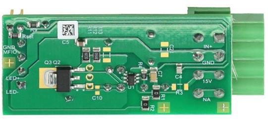 Демонстрационная плата с контроллером BCR602