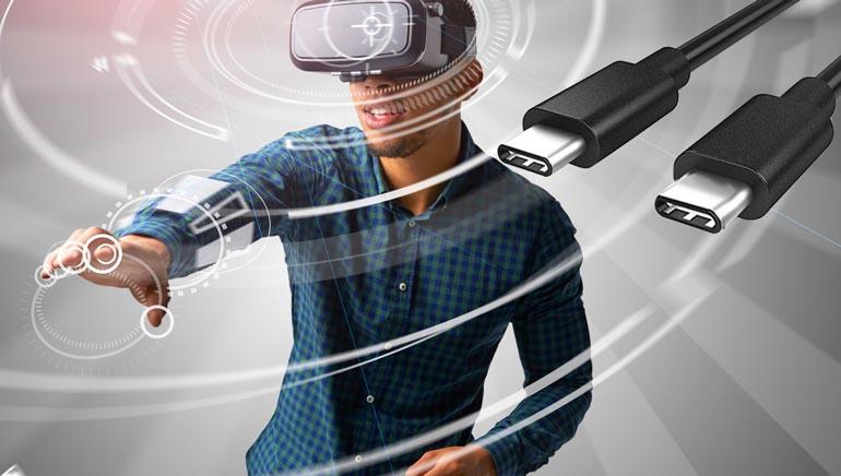 VirtualLink: виртуальная реальность через USB