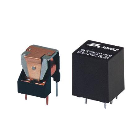 Datasheet Songle Relay SLE-05VDC-SL-2A