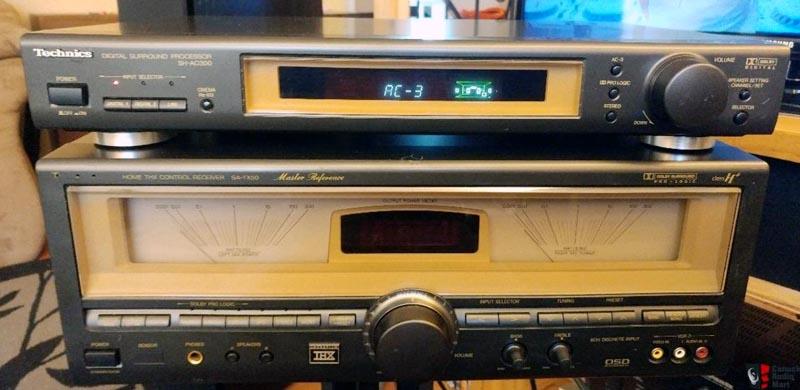 Система объемного звука Technics SA-TX50.
