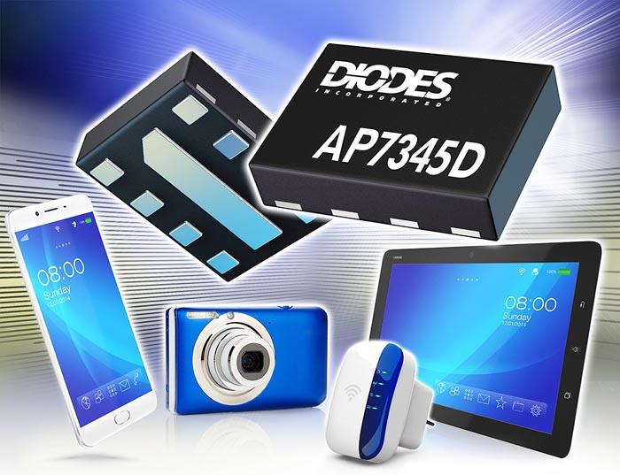 Diodes - AP7345D