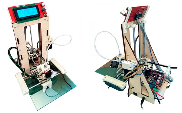Обзор 3D принтера MC7 Prime mini
