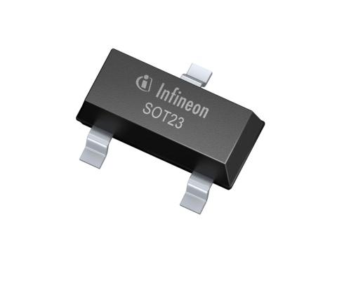 Datasheet Infineon SMBT3904 / MMBT3904