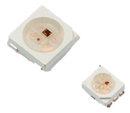 American Bright выпустила полную линейку RGB светодиодов со встроенной микросхемой