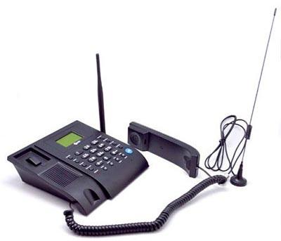 Обзор стационарного сотового телефона MT3020