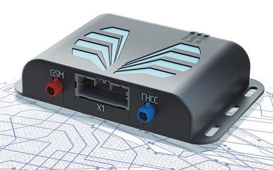 «Росэлектроника» впервые представила терминал ЭРА-ГЛОНАСС в новом дизайне
