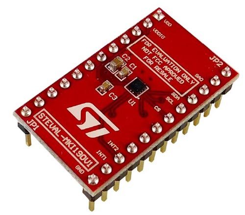 The STEVAL-MKI190V1 Adapter Board