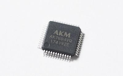 Datasheet Asahi Kasei Microdevices AK7604VQ