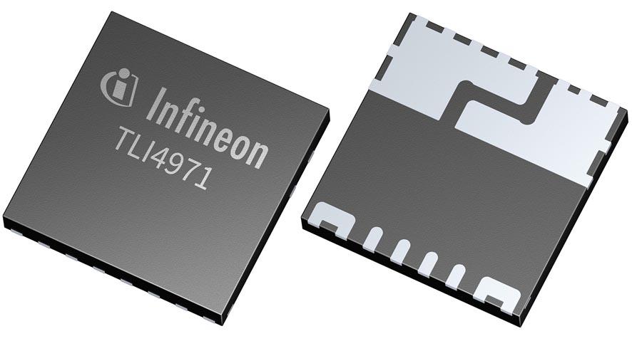 Infineon XENSIV TLI4971 New current sensor