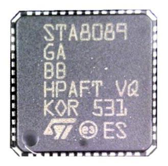 Микросхема подсемейства STA8089.
