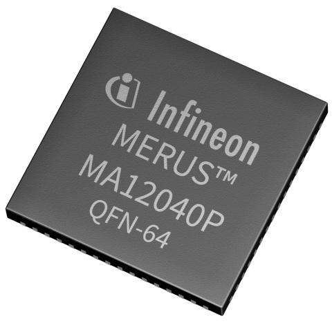 Datasheet Infineon MA12040PXUMA1
