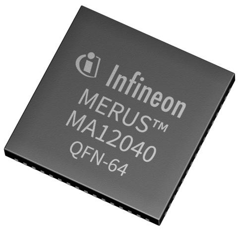 Datasheet Infineon MA12040XUMA1