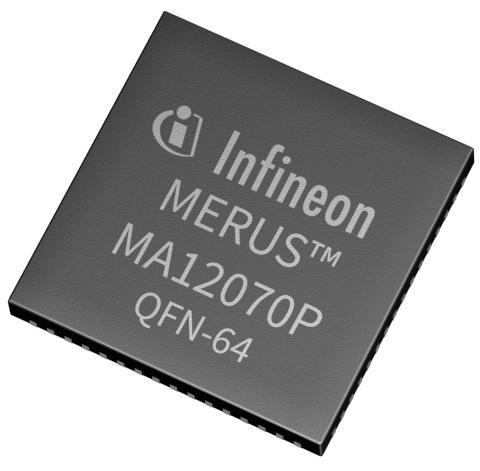 Datasheet Infineon MA12070PXUMA1