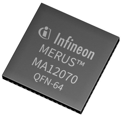Datasheet Infineon MA12070XUMA1