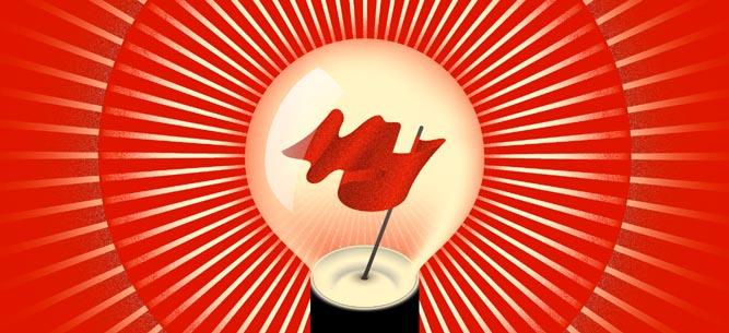 Революция лампочек