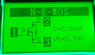 Универсальный тестер электронных компонентов
