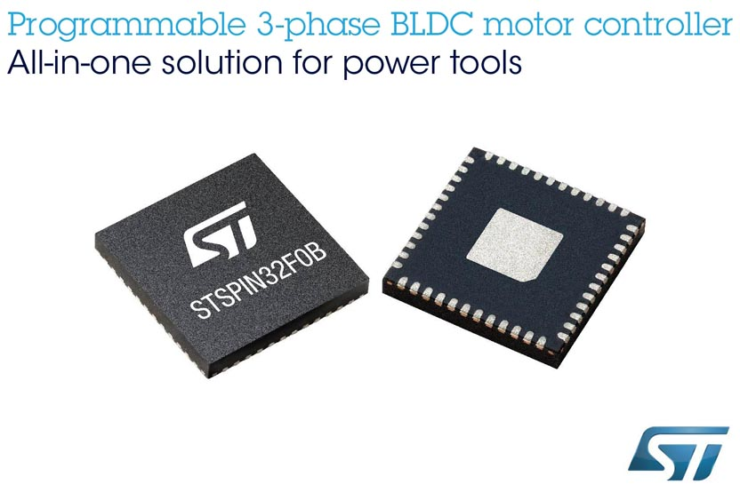 STMicroelectronics - STSPIN32F0B