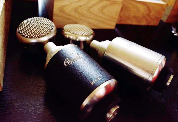 Новым флагманом завода «Октава» стал микрофон МК-117
