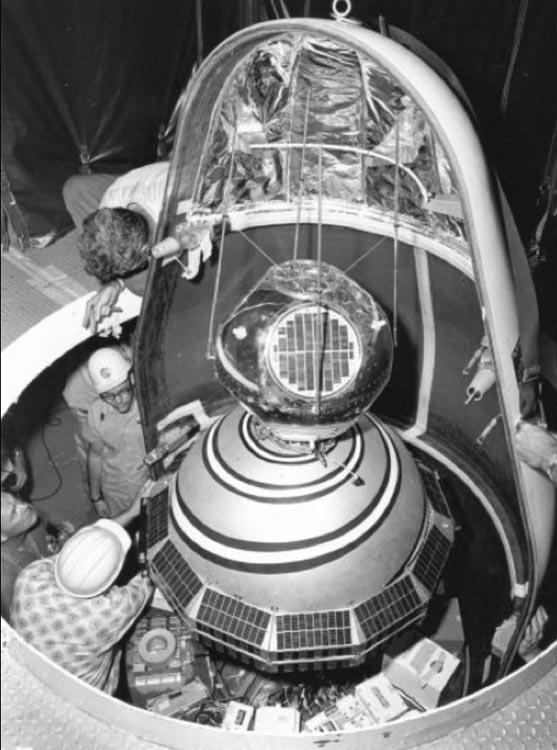 Развитие навигационной спутниковой Подготовка к запуску космического аппарата Transit-2F.ГЛОНАСС. История создания ГНСС GPS и ГЛОНАСС