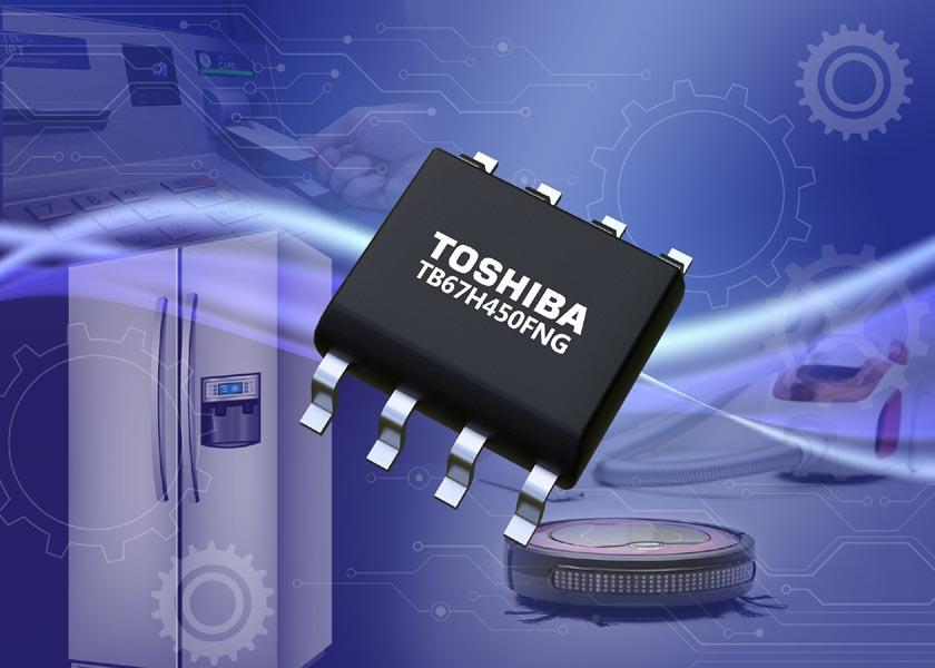Toshiba начала производство компактной высокоэффективной микросхемы