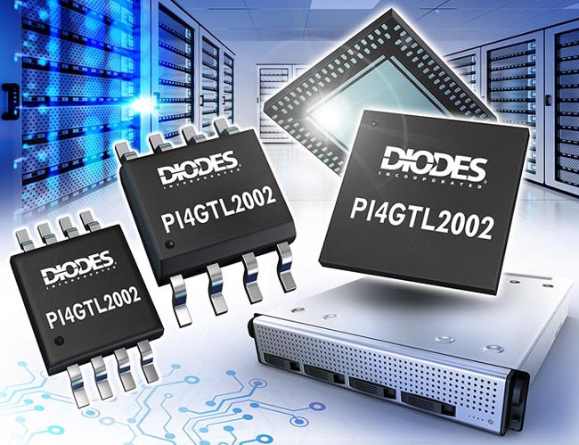Voltage Level Translator Diodes Incorporated Provides