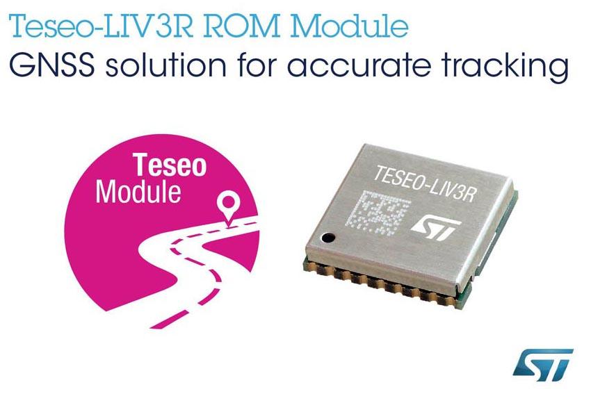 STMicroelectronics - Teseo-LIV3R