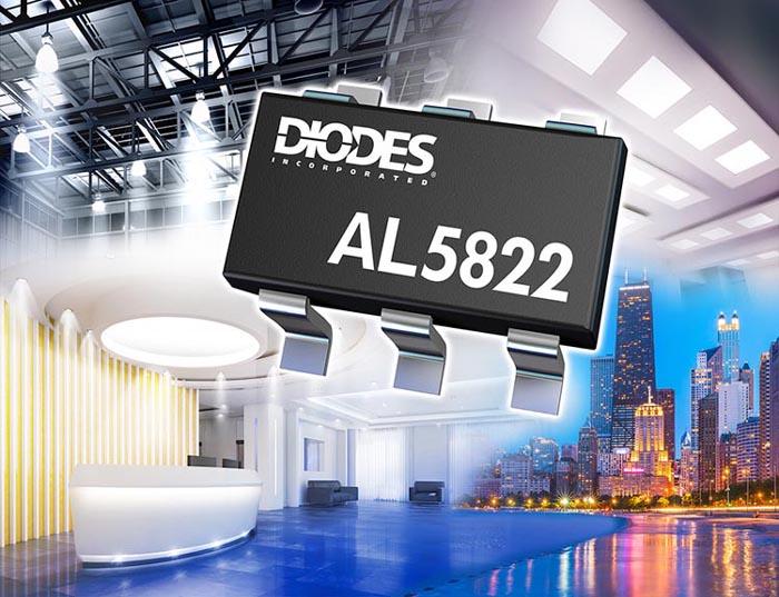 Diodes выпустила адаптивный подавитель пульсаций тока