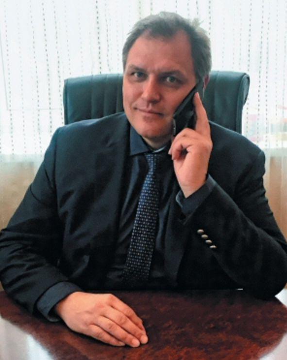 Основатель и руководитель компании «ПетроИнТрейд» Юрий Шумилин.
