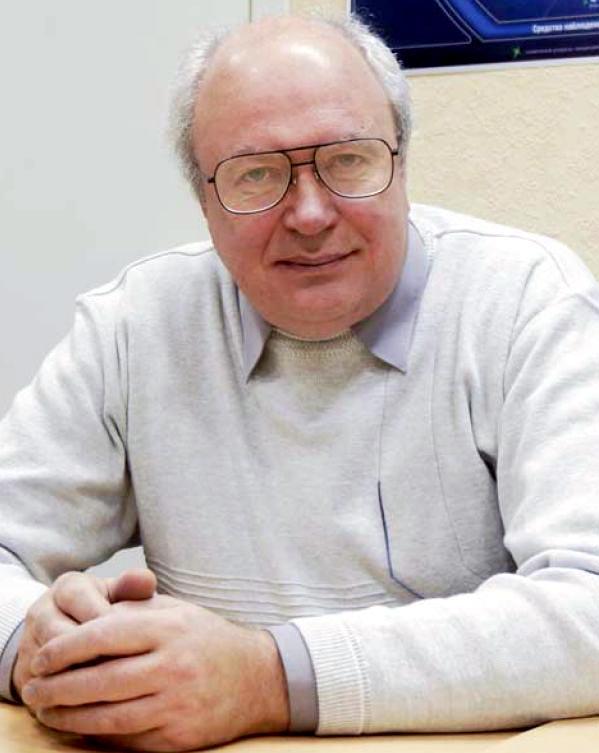 Руководитель команды НАВИА Владимир Осадчий.