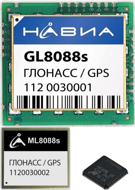 Модули GL8088s, ML8088s, микросхема STA8088.