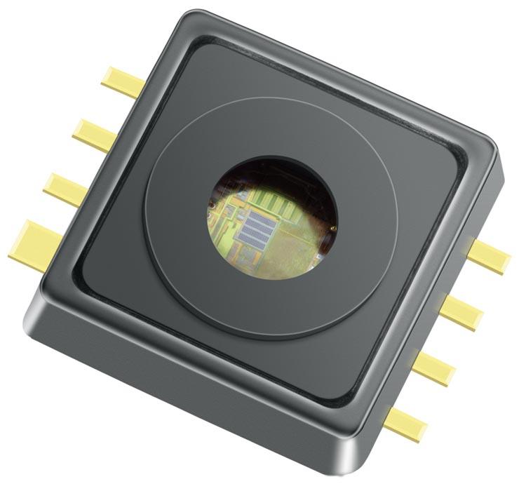 Infineon начала производство высокоточных цифровых датчиков Turbo MAP