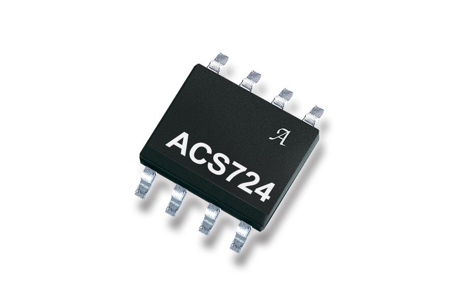 Datasheet Allegro ACS724LLCTR-05AB-T