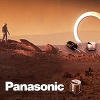 Конденсаторы Panasonic