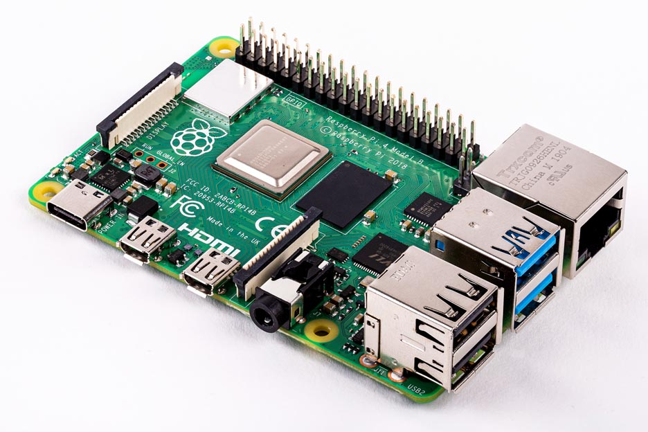 Raspberry Pi 4 Provides PC-Like Performance for $35 with 1GB RAM