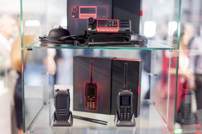 Ростех представил новые гражданские радиостанции с дизайном «Студии Артемия Лебедева»