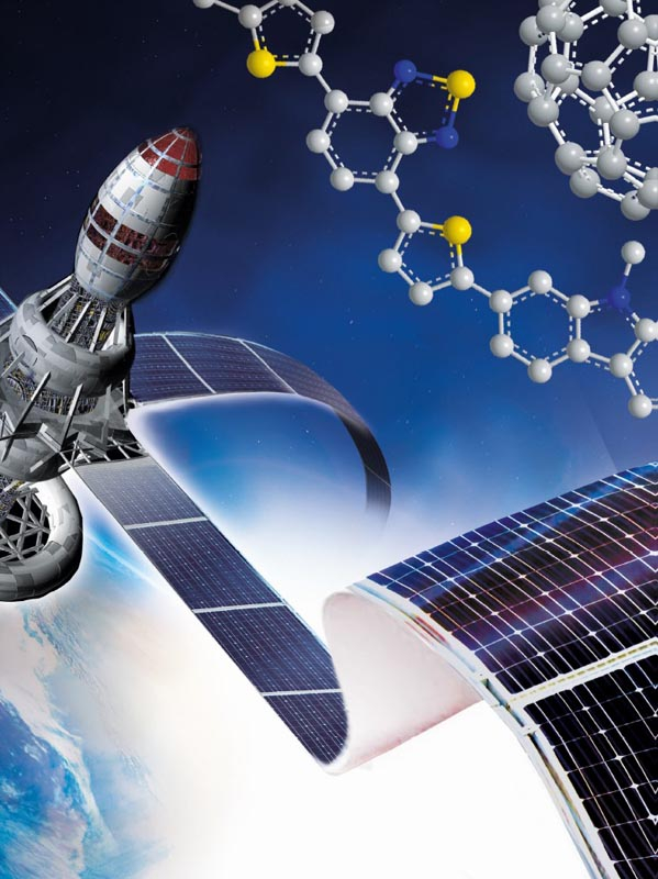 Органические солнечные батареи смогут работать в космосе 10 лет